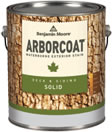 ARBORCOAT Solid Deck & Siding Stain