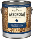 ARBORCOAT Translucent Deck & Siding Stain