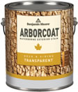 ARBORCOAT Transparent Deck & Siding Stain